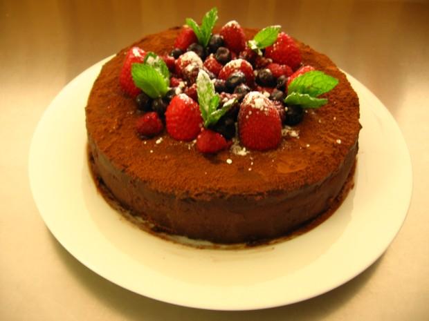 Chocolate Framboise