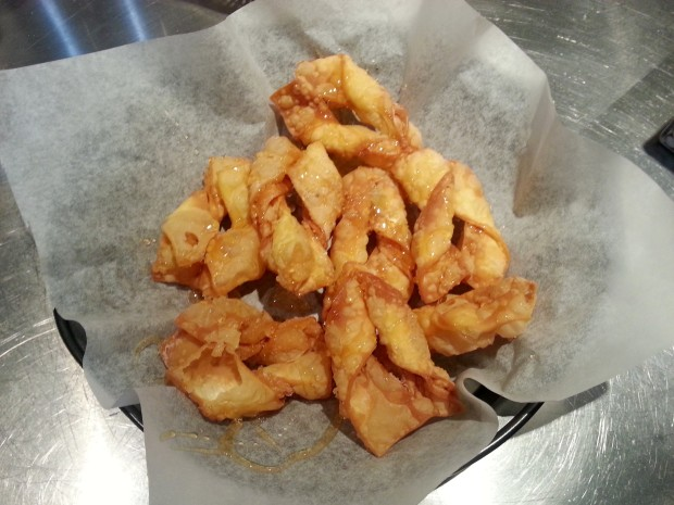 Cheat's Sweet Egg Twist